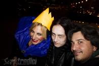 halloween, festa in maschera, con amici come questi, fotografia, foto ricordo, la bionda, china, duca