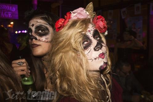 halloween, festa in maschera, con amici come questi, fotografia, foto ricordo, Marta, Francesca