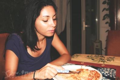 fotografia, strega, prima e dopo, la z, lasagna, primi piatti