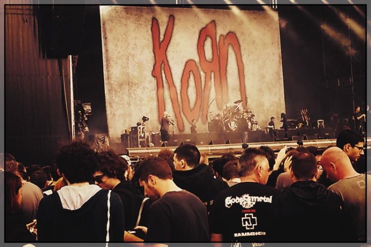 musica, amici, korn, gods of metal, monza