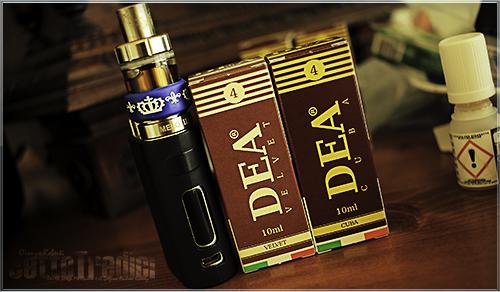 sigaretta elettronica, dea, velvet, cuba, smettere di fumare, come sopravvivere, tutorial