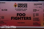 foo fighters, regali originali, natale