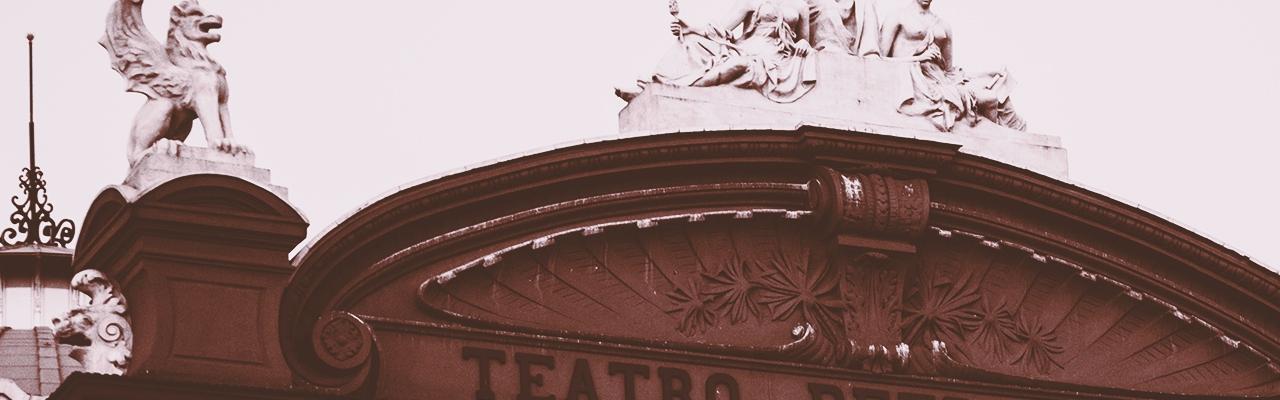 teatro petruzzelli, bari, strega, duca, zia toto, uscire insieme