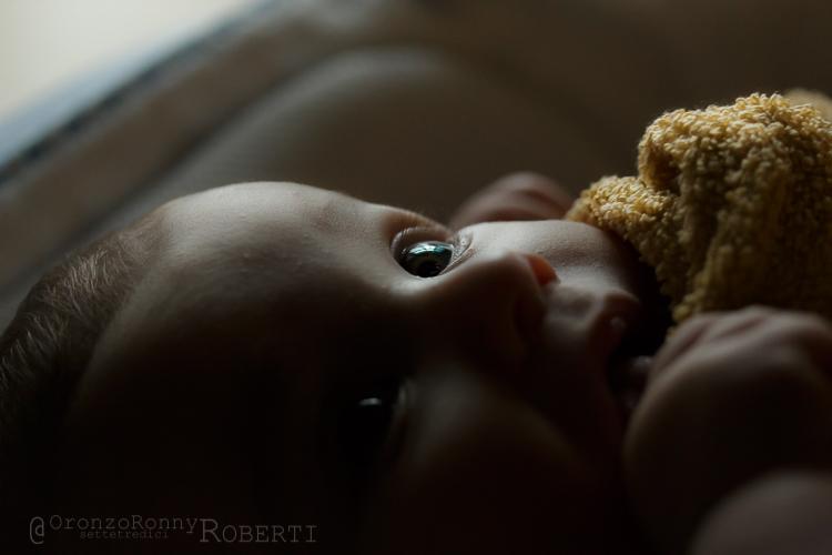 arj, fotografia, famiglia, bambino, neonato, controluce, domenica, ritratto
