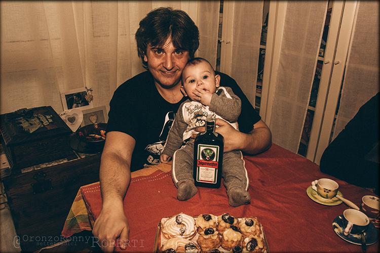 duca, arj, famiglia, festa, papà, festa del papà, dolci, zeppole
