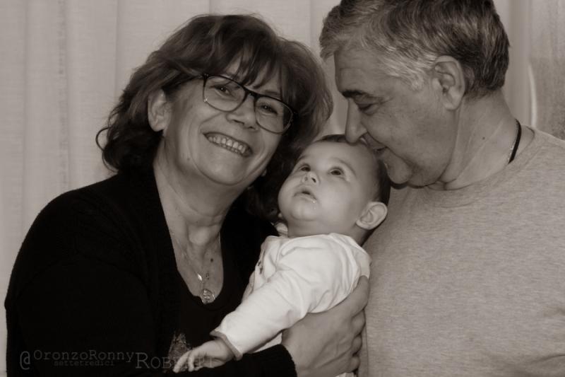 famiglia, suoceri, nonni, fine settimana